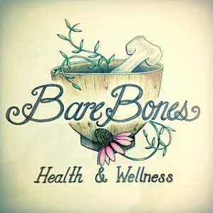 Bare Bones label Logo